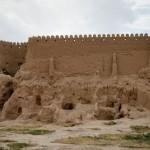 دومین بنای گلی ایران پس از ارگ بم