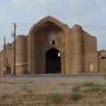 مسجد آق قلعه جوین مربوط به دوران ایلخانی همزمان با مسجد سلطانیه زنجان احداث شده است