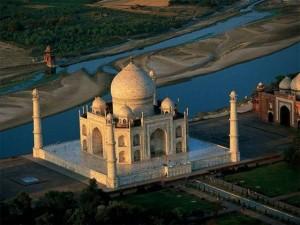 آرامگاه تاج محل در هند