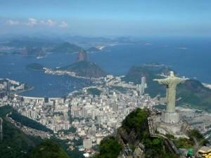 مجسمه حضرت مسیح در برزیل