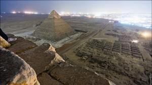 هرم جیزه مصر